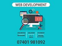 Beautiful Website Development | Unlimited Free Revisions