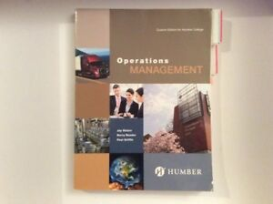 Operations management Humber