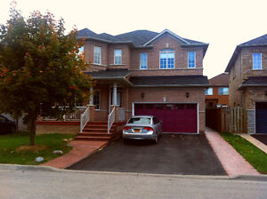 BASEMENT FOR RENT IN BEAUTIFUL HOME IN DUFFERIN HILL VAUGHAN