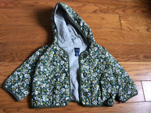 Baby Gap girls spring jacket 6 - 12 months