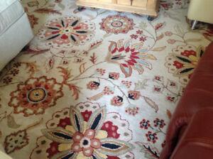 9x12 wool area rug