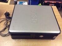 Dell optiplex 380 core 2 duo e7500 500gb hard drive 4gb ddr3 memory