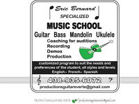 Music school Chateauguay