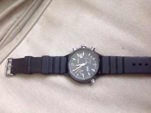 Timex intelligent quartz watch