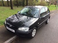 2003 Peugeot 106 1.1 independence-41,000-service history-12 months mot-ideal first car