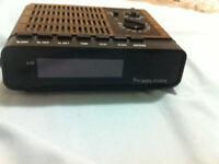 made in canada digital radio alarm clock