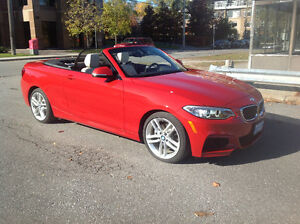2016 BMW 228 xi Convertible Cabriolet