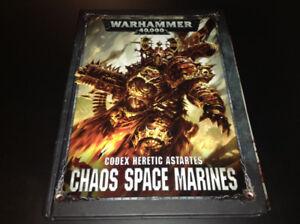 chaos codex - warhammer 40k