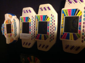 For sale, several wheel of fortune games and remotes