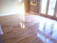 Hardwood Refinishing and Sanding