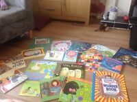 Job lot of children's picture story books approx 45!!