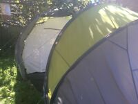 6 Man Family Size Tent