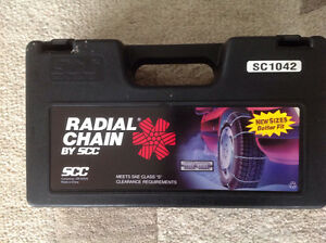 Radial Chains by SCC