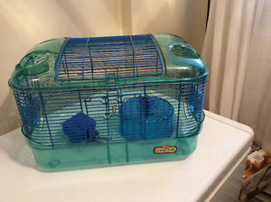 Hamster or small critter cages