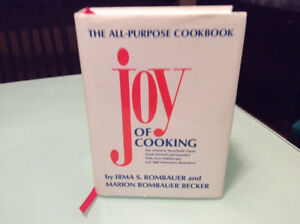 Joy of Cooking Cook Book