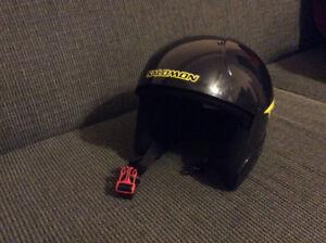 Salomon kids ski helmet