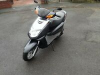 Yamaha nxc Cygnus 125cc scooter moped not 50cc