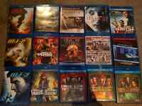 Massive Blu-Ray collection up for sale $5 each obo