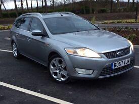Ford Mondeo Titanium x Estate Diesel 140 tcdi