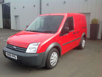 Ford Transit Connect 1.8TDCi ( 75PS ) Euro IV T200 SWB L CREW VAN, 4 SEATS 2009.