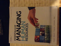 HUMAN RESOURCES (NELSON) TEXT BOOK