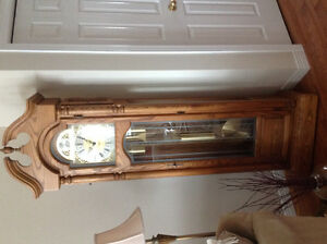 Beautiful Hand Crafted Grandfather Clock