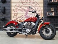 2020 Indian Motorcycle Scout 100th Anniversary Indian Red with G Kitchener / Waterloo Kitchener Area Preview