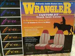 Black Toyota Tundra Seat Cover -- NEW!