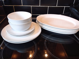 Mixed plates for starter homes