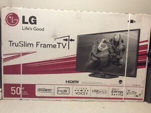 LG 50PN6500 - BRAND NEW, IN BOX