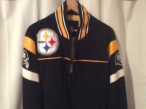 Pittsburgh Steelers leather/suede jacket Kingston Kingston Area image 2