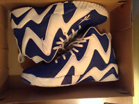 Reebok Kamikaze 2 (letter of intent)  size 11.5 basketball shoes