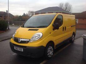 Vauxhall Vivaro *NO VAT* 2900 CDTI EcoFlex 115 Bhp 2013 63