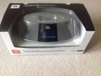 JBL on Time 200P AM/FM Radio and Speaker Dock