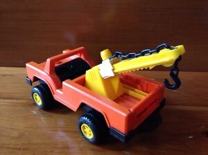 Vintage Fisher Price Tow Truck Lift Windsor Region Ontario image 4