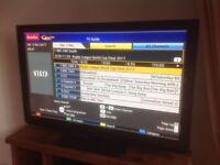 "Panasonic 42"" 3D Television / TV, HD Ready"