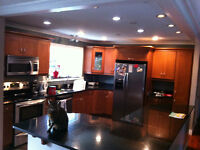 August 1st - Beautifully renovated 3 Bdrm Upper Level House-