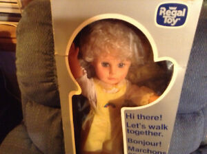 Wendy Walker Collectible DOLL