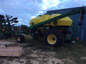 For sale 2011 JD Disc Drill