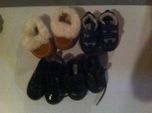 SIZE 4 SHOE LOT