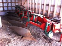 BB100 KNEVERLAND 5 FURROW PLOW