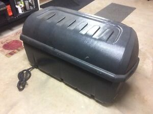 THULE, BEST BRAND OF LUGGAGE BOX OUT THERE!