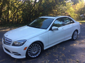 MERCEDES 2011 - C 250 - 4 MATIC