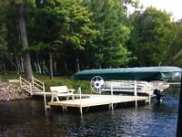 Dock and Boat Installation, New Construction & Repairs