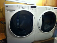 Kenmore Elite Front-loading washer & Electric Dryer