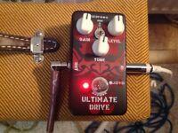 Joyo Ultimate Drive guitar pedal - £20.