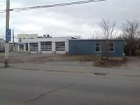 commercial spaces for rent in windsor n.s call for more info!