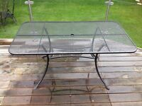 Kettler Henley John Lewis Garden Table