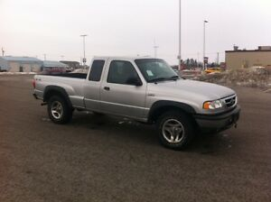 2005 Mazda Pickup Truck safetied 4x4 4.0L