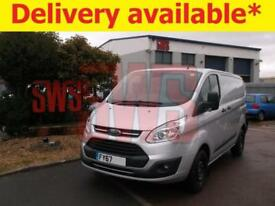 2017 Ford Transit Custom 290 Trend 2.0 DAMAGED REPAIRABLE SALVAGE